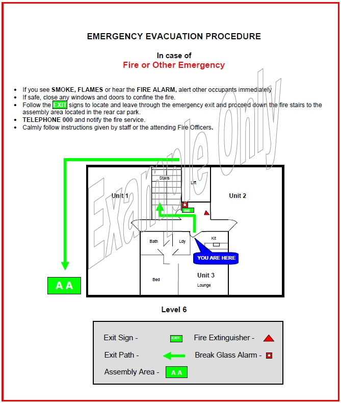 Evacuation Plan For Business Reportz60 Web Fc2 Com